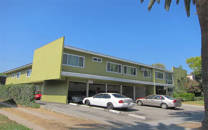 Los Angeles, San Fernando Valley, California Apartments